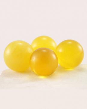 Balls Amber Matte Honey Color From 20 Mm To 25 Mm Top Grade