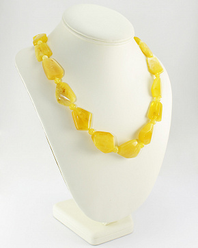Honey Candy Beads From Natural Baltic Amber