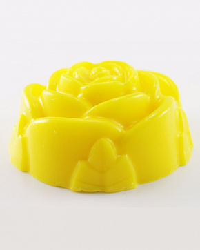 "Amber Natural Soap ""rose"""